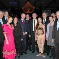 Senioricum - Die Ehrengäste des Seniorenball 2010 mit dem Ballett Sankt Pölten